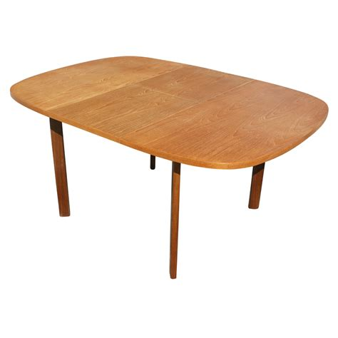Dining Table With Extension 62 Quot Vintage Teak Extension Dining Table Ebay