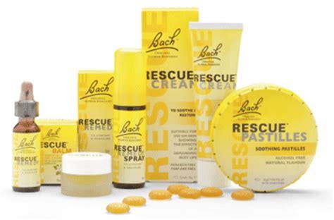 fiori di bach spray rescue remedy