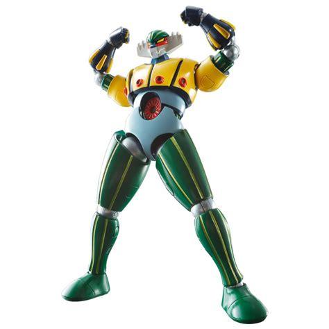 jeeg robot modello figura jeeg robot d acciaio kotetsu bandai diecast