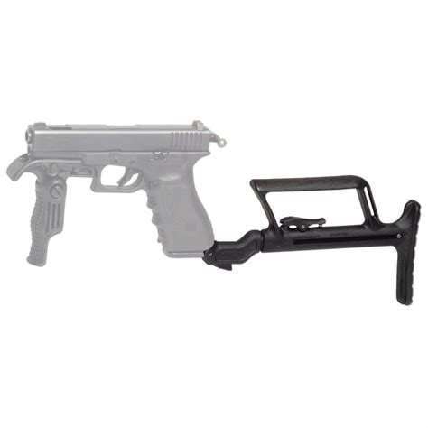 tactical accesories glock 17 tactical collapsible stock 129902 tactical