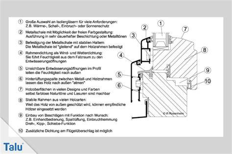 Alu Holz Fenster Nachteile by Holz Alu Fenster Vor Und Nachteile Preise Und