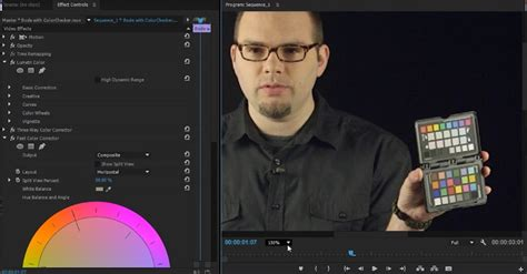 adobe premiere pro white balance how to adjust white balance in videos using adobe premiere
