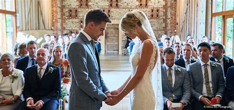 civil ceremonies wedding barns west sussex