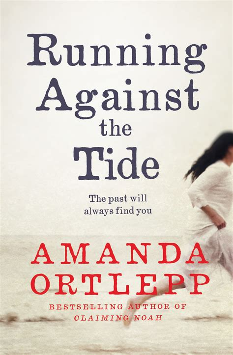 running against the tide book by amanda ortlepp