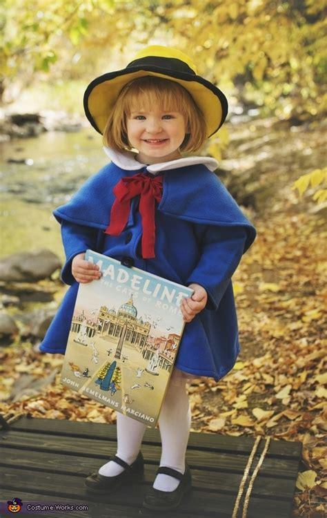 madeline baby girls costume
