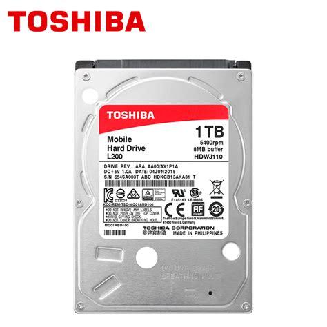 Hardisk Laptop 1tb Toshiba toshiba dt01aca100 1tb hdd 3 5 sata 3 desktop disco duro sabit disk drive interno