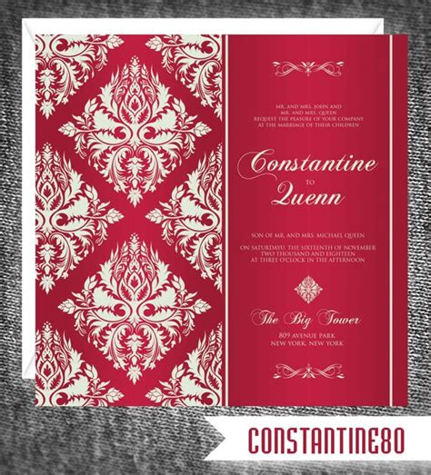 Undangan Pernikahan Wedding Invitation 37 contoh konsep undangan pernikahan indonesia the knownledge