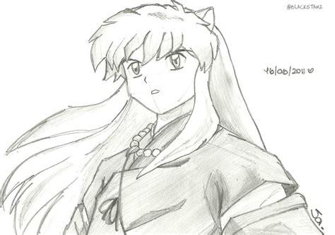 imagenes de inuyasha para dibujar a lapiz algunos dibujos mios d taringa