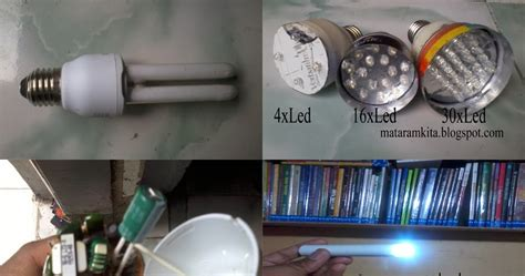 Jual Lu Emergency Bekas mataram kita memanfaatkan lu pl bekas menjadi lu emergency menggunakan batteray 1 5v dan