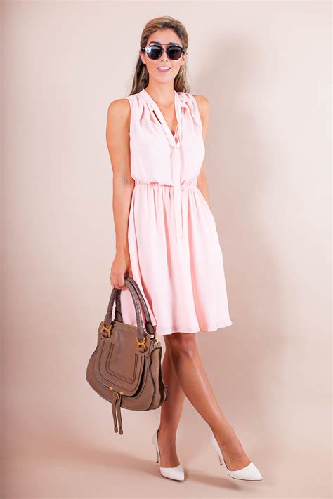 Chik Dress sophisticated 9 5 chic dress the detail