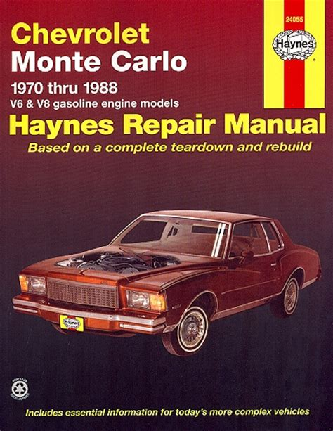 automotive repair manual 2002 chevrolet impala engine control service manual 2002 chevrolet monte carlo factory service
