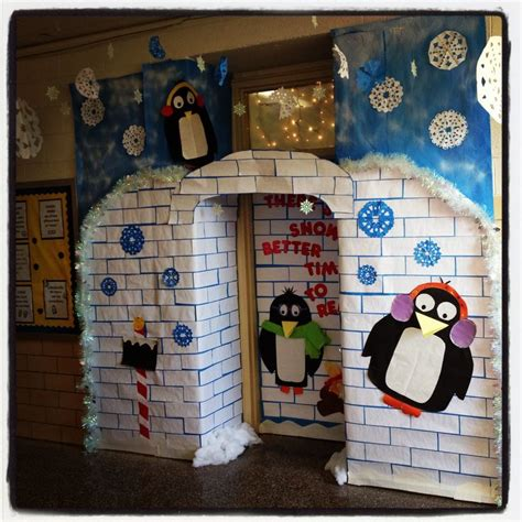 Winter School Decorations by 103 Best Images About School Winter Decorations On