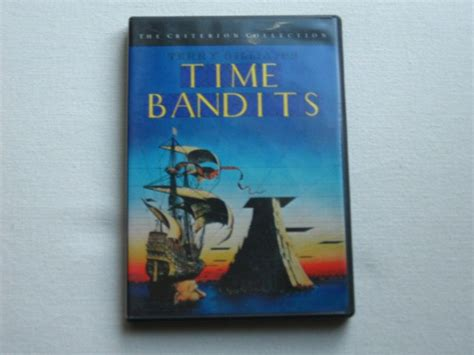 Time Bandits Criterion Collection criterionforum org packaging for time bandits dvd