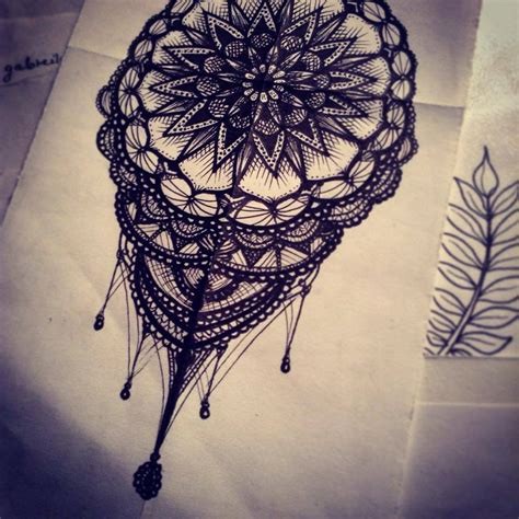 tattoo design by me we heart it ink tattoo and lace