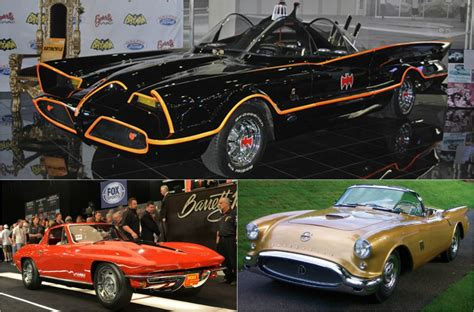 best auctions top 5 cars sold at barrett jackson collector car