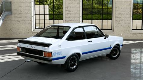 Forza Horizon Barn Finds Cars Forza Motorsport 5 1977 Ford Escort Rs1800 Youtube