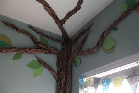 How To Make Tree In Paper - woodstock jo waine