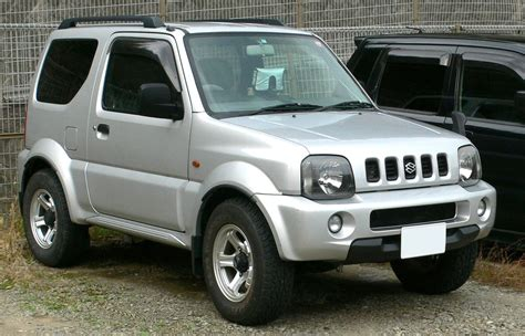 Suzuki Models Suzuki Jimny