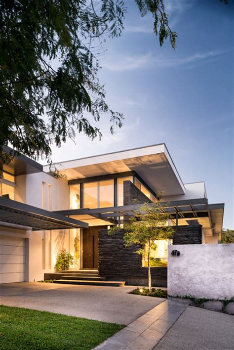 modern home design tumblr irvine house contemporary exterior perth by dtda