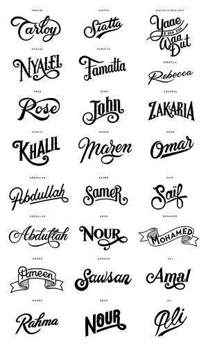 14 best Tattoo Lettering images on Pinterest | Lettering