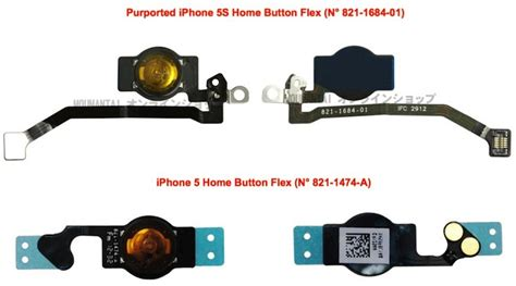 Home Button Iphone 5s I Phone 5s alleged iphone 5s home button and volume mute
