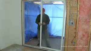 How To Install Sliding Patio Door How To Remove Sliding Patio Doors