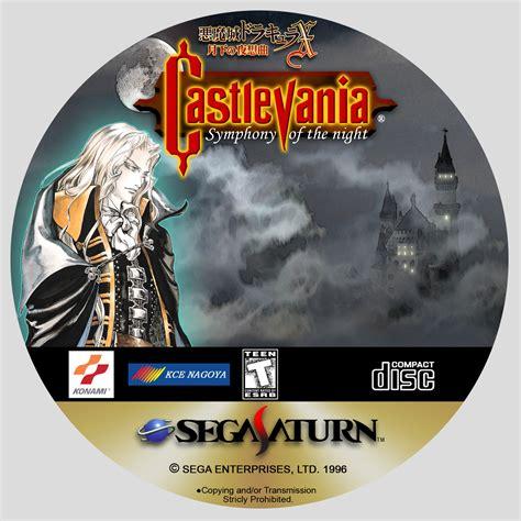 castlevania saturn spaghetti oh dot 187 sega saturn