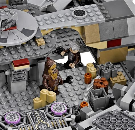 Lego Minifigure Bb 8 From Millennium Falcon lego has officially revealed its wars the