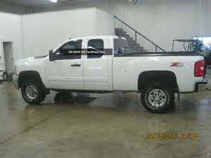 2007 chevrolet 2500 hd 4x4 extended cab shortbed 6 6l duramax
