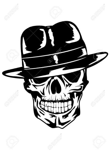 silhouette tattoo paper uk 25 best ideas about skull stencil on pinterest skull
