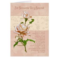 birthday card for someone special zazzle