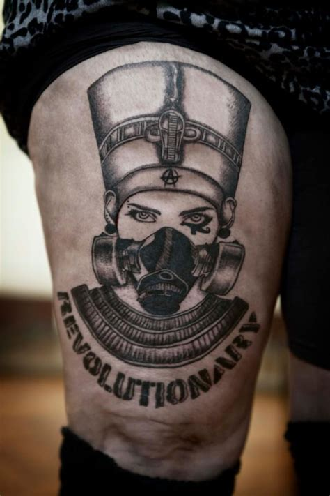 nefertiti tattoo nefertiti tattoos inspiring tattoos