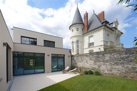 Facade Maison Contemporaine by Agencement Et D 233 Coration D Une Maison Contemporaine