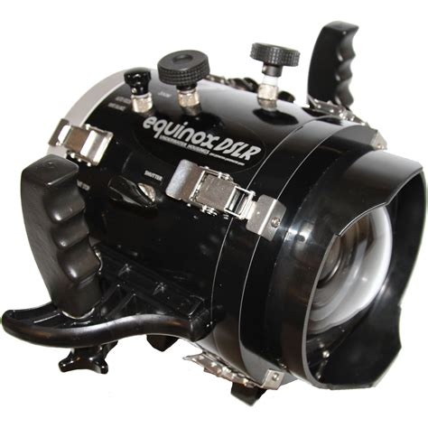 canon t3i dslr equinox underwater housing for canon t3i dslr and