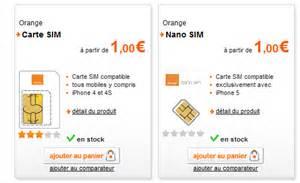 iphone 5 quid de la disponibilit 233 de la nano sim chez