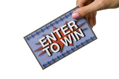 Enter Giveaway - tips for promoting a contest or sweepstakes on your label quicklabel blog