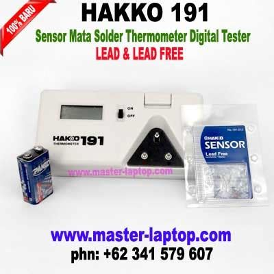Termometer Digital Malang mobile version larger hakko 191 tip thermometer solder iron tip digital tester