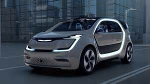 Chrysler Concepts Chrysler Portal Concept Got Bmw I3 Looks With Tesla Model