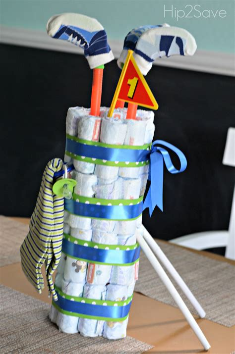 diaper bathtub 10 diaper cake tutorials fun baby shower gift hip2save