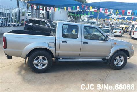 nissan navara 2004 2004 nissan navara silver for sale stock no 66088