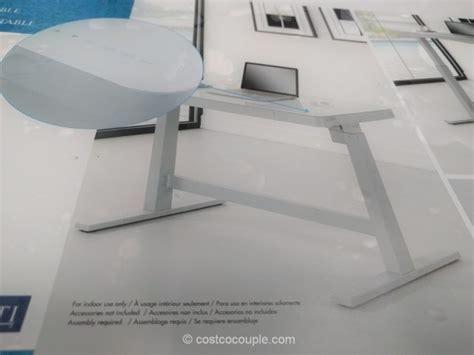 tresanti adjustable height desk reviews costco standing desk