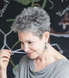 haircut for thick frizzy gray hair 1000 ideas about short gray hairstyles on pinterest