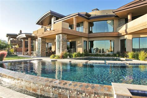 luxury house plans with pools luxury house with pool glass windows luxury mansion home