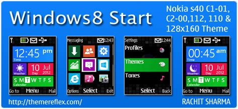 themes for nokia c1 c2 windows 8 start live theme for nokia c1 01 c2 00 110