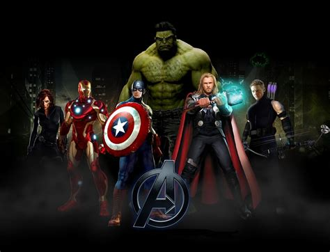 hd wallpapers for pc avengers the avengers wallpapers hd wallpaper cave
