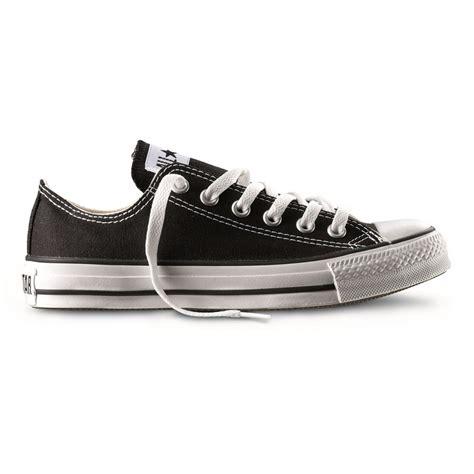 Converse Ox Canvas sneaker converse all ox canvas black x m9166