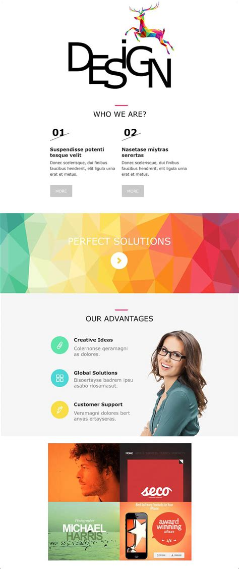 free email newsletter templates creative template