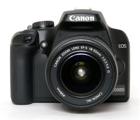 Kamera Canon 1000d Dslr canon eos 1000d digital slr review trusted reviews