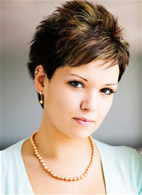 Very feminine short hairstyles 2012/2013