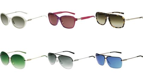 attractive sunglasses snap together with magnets not screws